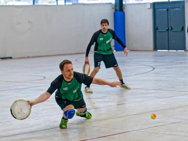 Galeria: Semifinals Lliga Catalana de tamborí indoor