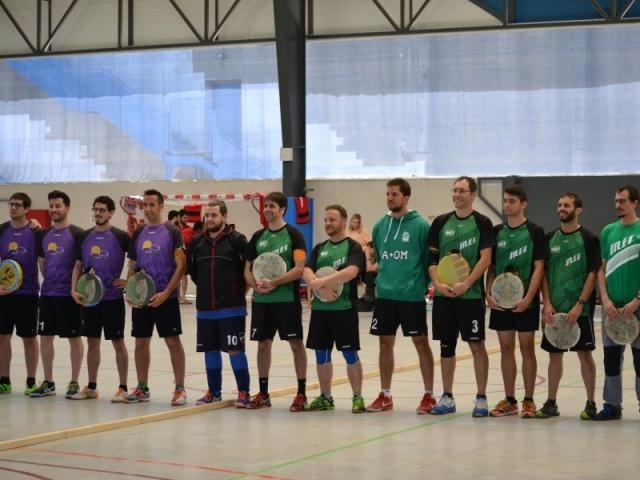 Galeria Final 8ª Lliga Catalana de tamborí indoor masculina