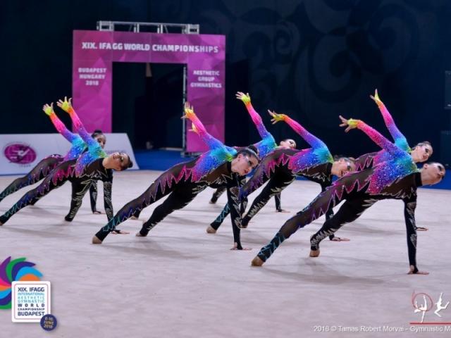 Galeria: XIX IFAGG World Championship 2018 Budapest