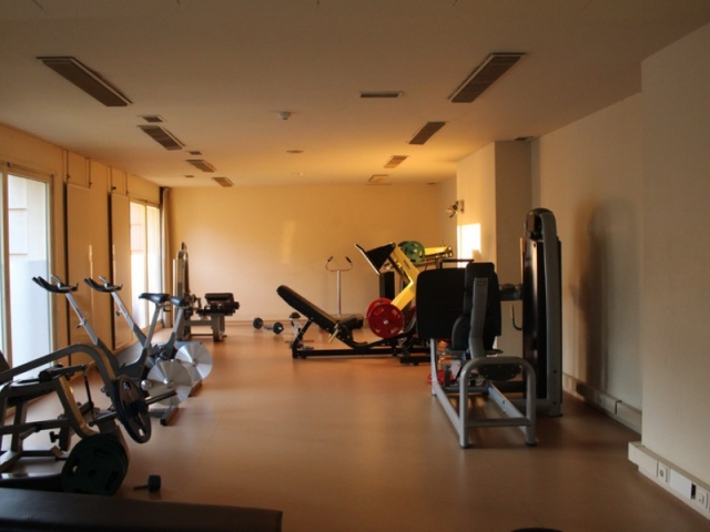 Galeria: Sala Cardio Club Esportiu INEF Barcelona