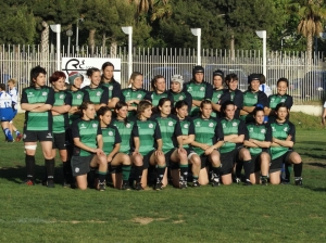Galeria: INEF Barcelona vs Montpellier RC, Final Copa Europa Rugby Femení (Tornada) [19-04-2008]
