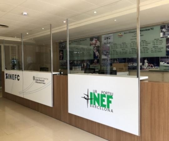 Les Escoles Esportives de l'INEF Barcelona començaran el 14 de setembre